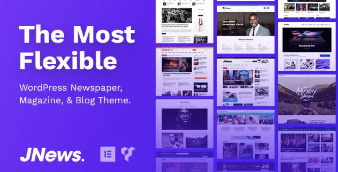 JNews Wordpress Theme 9.0.0 Version Free Download